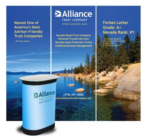 Alliance Trust Trade Show Comp