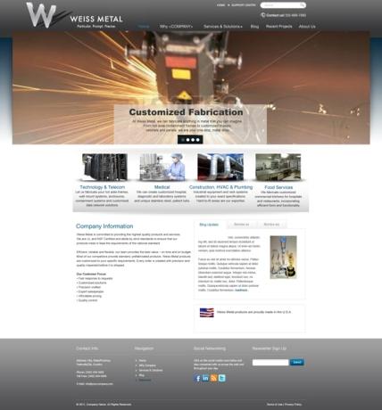 WeissMetalWebCompsm